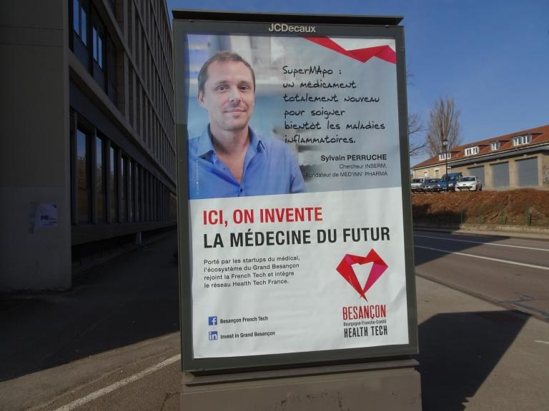 Photo French Tech Grand Besançon MED'INN 022017